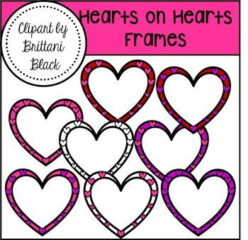 Hearts on Hearts Frames