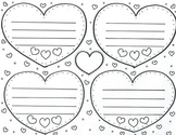 Hearts with Lines