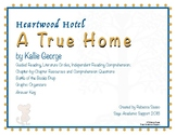 Heartwood Hotel: A True Home by Kallie George Novel Guide
