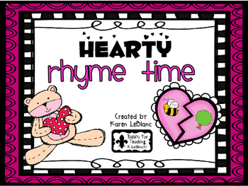 Hearty RHYME TIME