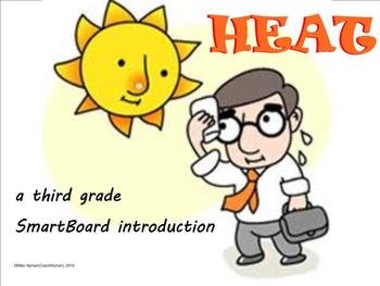 Heat - A Third Grade SmartBoard Introduction