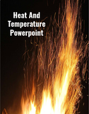Heat And Temperature Powerpoint