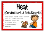 Heat (Conductors & Insulators)