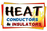 Heat: Conductors and Insulators BUNDLE - 3rd Science