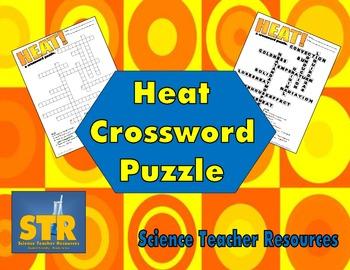 Heat Crossword Puzzle