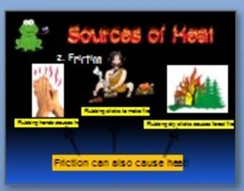 Heat Energy Power Point Presentation