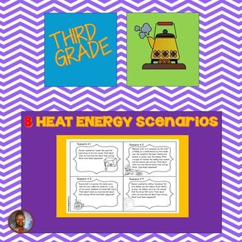 Heat Energy: 3rd Grade