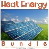 Heat Energy Worksheet Bundle