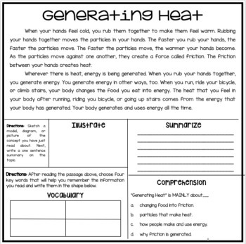 Heat & Energy Articles about Heat, Temperature, Conductors, & Insulators