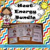 Heat Energy (Task Cards Included)