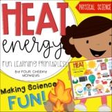 Heat Energy // Heat Transfer Activities