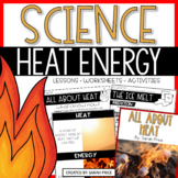 Heat Energy Activities