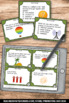 Heat Energy Task Cards, Physical Science Review Activity