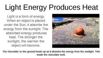 Heat Energy Powerpoint