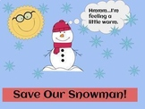 Heat Energy Save Our Snowman STEM Engineering Activity