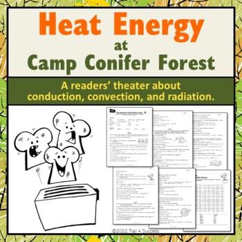 Heat Energy Worksheet Teaching Resources   Teachers Pay Teachers