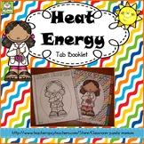 Heat Energy Tab Booklet
