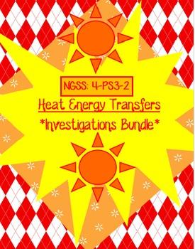 Heat Energy Transfers *Bundle*