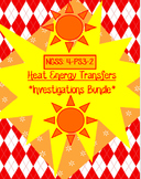 Heat Energy Transfers *Bundle*