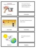 Heat Energy Vocabulary