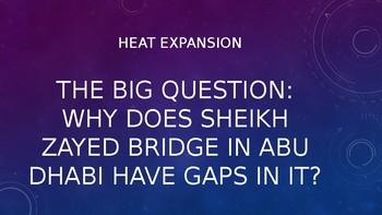 Heat Expansion