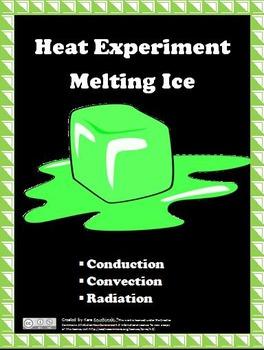 Heat Experiment Lesson Plan
