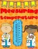 Heat {Experiment} (Measuring Temperature)