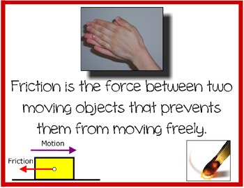 Heat-Friction Poster
