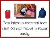 Heat-Insulation Poster