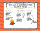 Heat Light Sound Energy Review Bingo