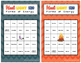 Heat Light Sound Energy Review Bingo