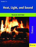 Heat, Light, and Sound