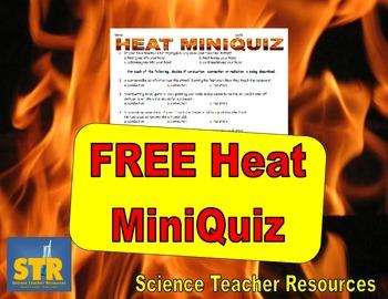 Heat MiniQuiz