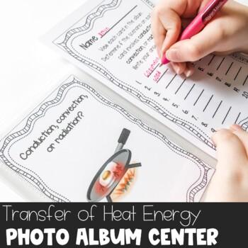 Heat Photo Album Center
