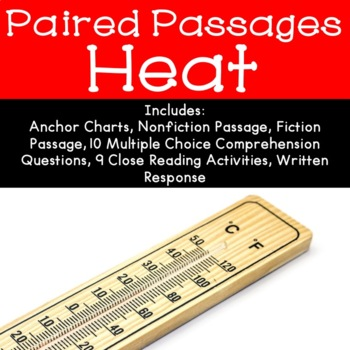 Heat Reading Comprehension Paired Passages
