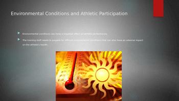 Heat Related Illness