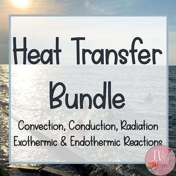 Heat Transfer Science Lab Bundle