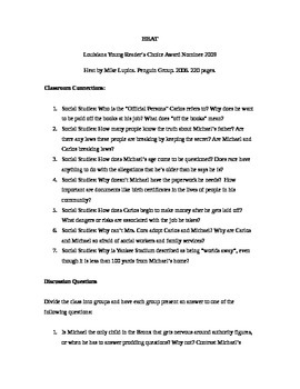 Heat Study Guide and Social Studies Connections