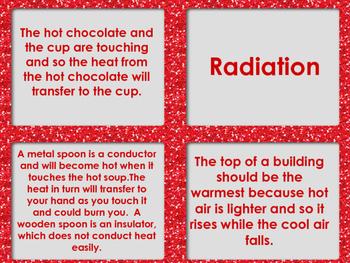 Heat Task Cards