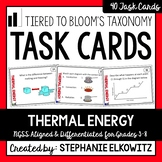 Thermal Energy and Heat Task Cards