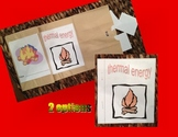 Heat Thermal Energy Minibook