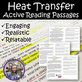 Heat Transfer Active Reading Passages