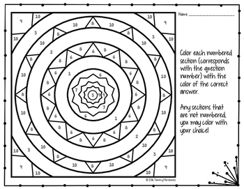Conduction, Convection, & Radiation Coloring Page