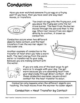 Heat Transfer: Conduction