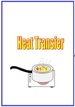 Heat Transfer -Conduction, Convection & Radiation