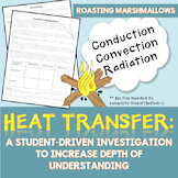 Heat Transfer: Conduction, Convection, Radiation Marshmallow Lab