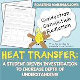 Heat Transfer: Conduction, Convection, Radiation Marshmallow Lab