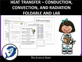 Heat Transfer (Conduction, Convection, and Radiation) Activities and Lab