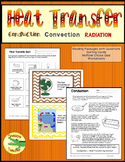 Heat Transfer: Conduction, Convection, and Radiation