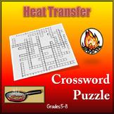 Heat Transfer Crossword Puzzle